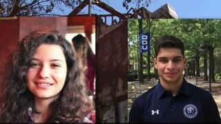 Βιρτζίνια: Πήδηξαν στο κενό για να γλιτώσουν την τελευταία στιγμήδύο Έλληνες φοιτητές