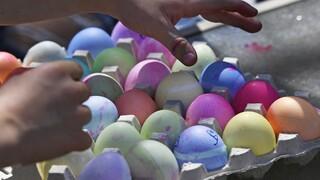 Τα φυτά της Ανάστασης - Παραδοσιακές βαφές από τη φύση για το βάψιμο των αβγών