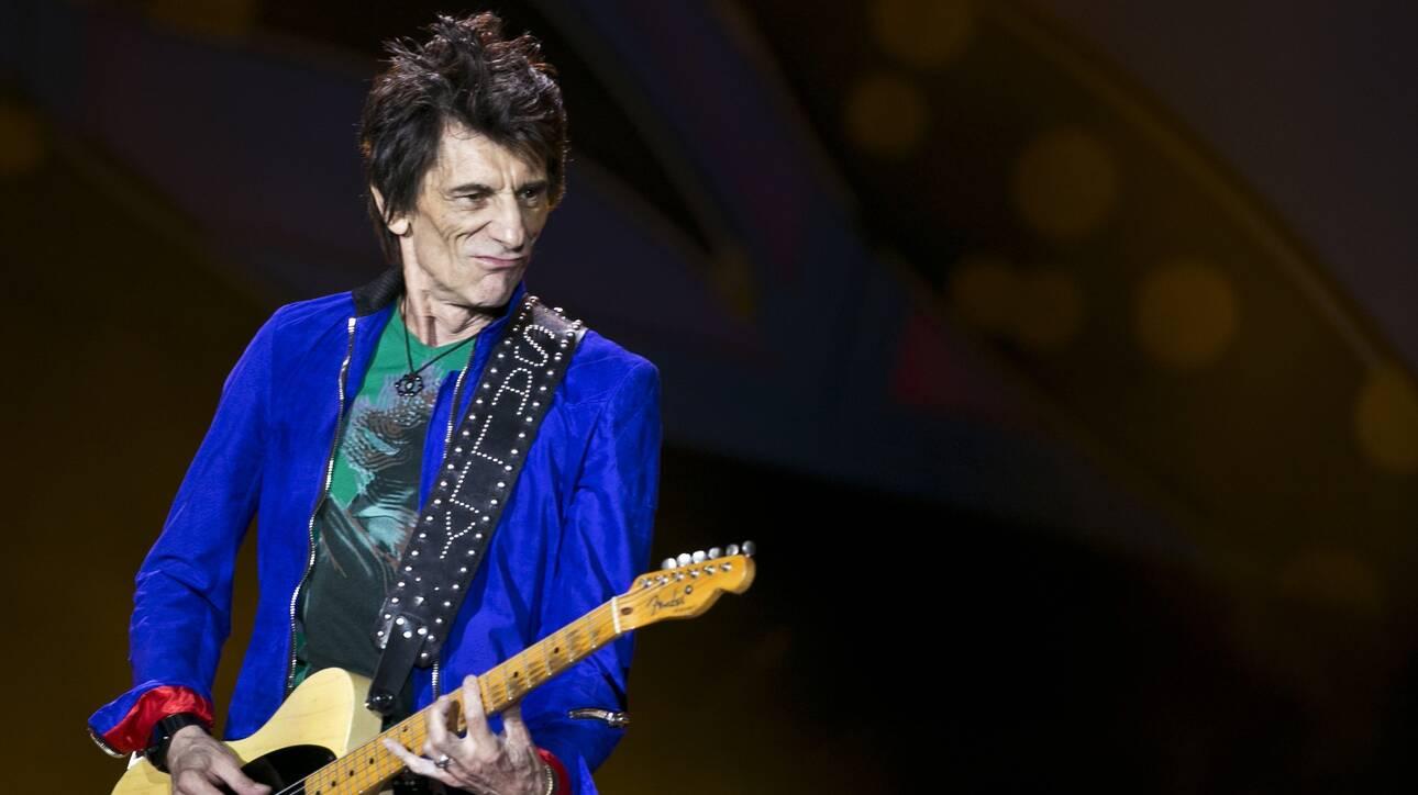 Ρόνι Γουντ: Nικητής δύο φορές στη μάχη με τον καρκίνο ο κιθαρίστας των Rolling Stones