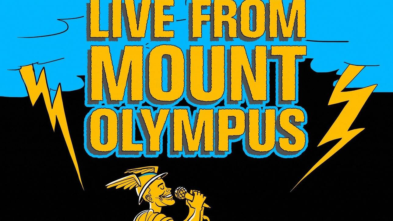 Το podcast του Ιδρύματος Ωνάση «Live from Mount Olympus» υποψήφιο στα Webby Awards