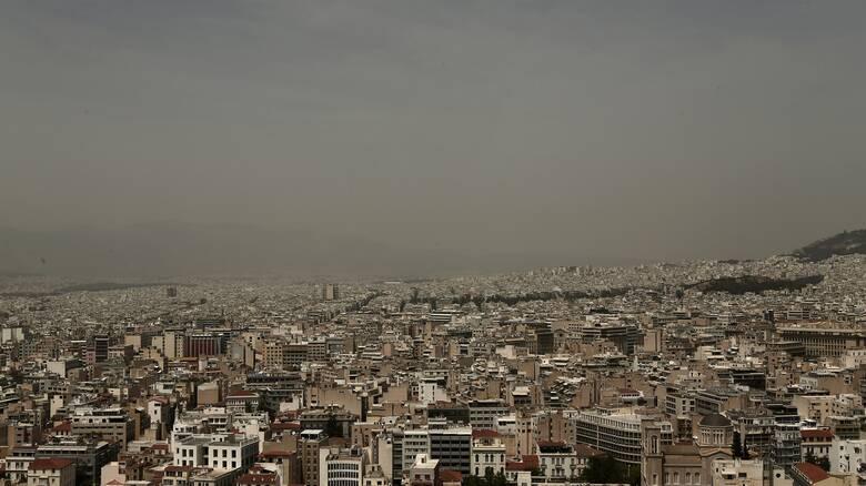 Καιρός: Αυξημένες συγκεντρώσεις σκόνης και ζέστη τη Μ. Παρασκευή