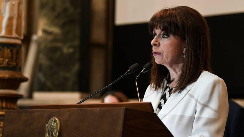 Πάσχα 2021: Στον Άη Στράτη θα γιορτάσει η Κατερίνα Σακελλαροπούλου