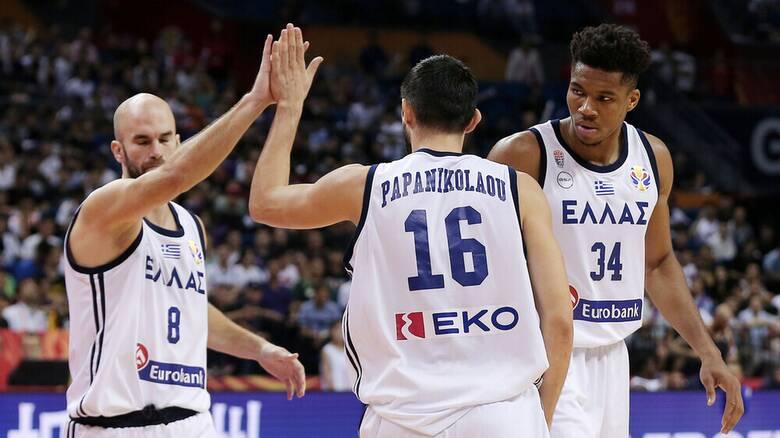 Eurobasket 2022: Στο Μιλάνο η Εθνική ομάδα - Οι αντίπαλοι στα τελικά της διοργάνωσης