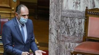 ΣΥΡΙΖΑ κατά Γεραπετρίτη: Αντιμετωπίζει την ελληνική κοινωνία σαν στενόμυαλος γυμνασιάρχης