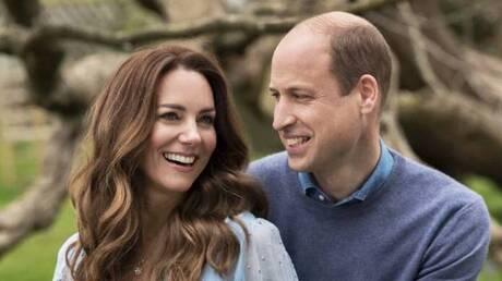 Βασιλικές ευχές για την επέτειο των γάμων του Ουίλιαμ και της Κέιτ