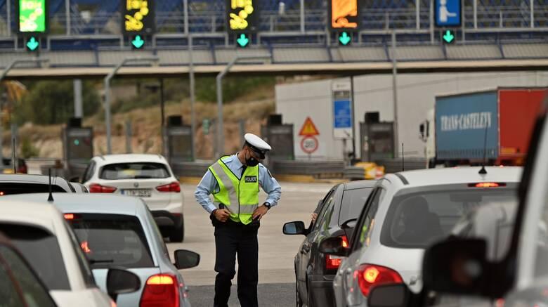 Σαρωτικοί έλεγχοι στα διόδια: Καμία μετακίνηση χωρίς έγγραφα - Οι δικαιολογίες των οδηγών