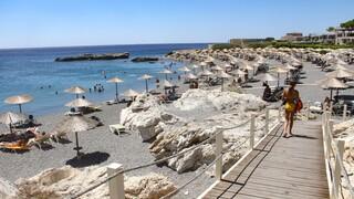 Σταμπουλίδης: Στις 15 Μαΐου ανοίγουν οι οργανωμένες παραλίες