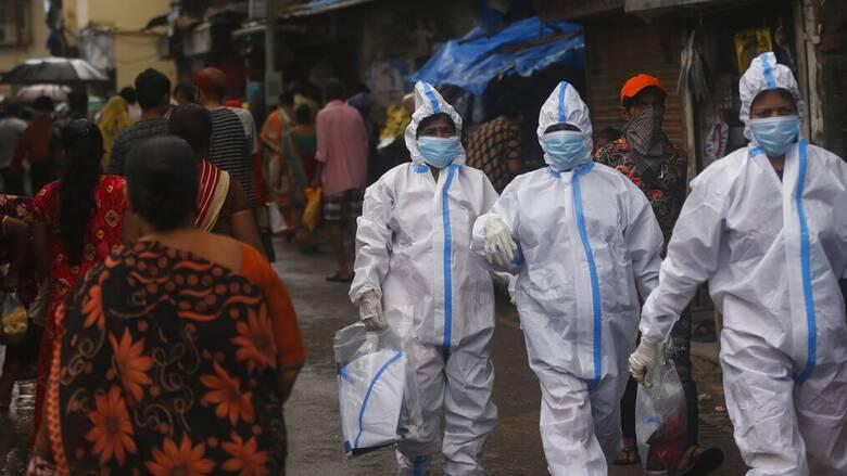 Ινδία: Εμβολιαστικά κέντρα κλείνουν την ώρα που η χώρα καταγράφει ρεκόρ κρουσμάτων κορωνοϊού