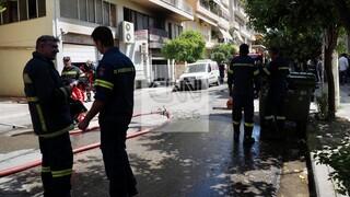 Φωτιά σε κατάστημα στη Νίκαια