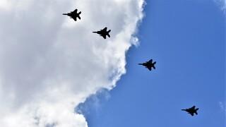 Θρίλερ στον αέρα: Υποψίες για ύπαρξη βόμβας ή αεροπειρατεία σε αεροσκάφος - Σηκώθηκαν μαχητικά