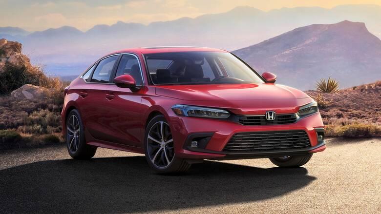 Αυτοκίνητο: Το νέο Honda Civic θα είναι στην Ευρώπη αρχές του 2022
