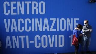 Κορωνοϊός - Ιταλία: Στις 500.000 οι εμβολιασμοί την ημέρα - Εμβολιασμένο το 60% μέχρι τον Ιούλιο