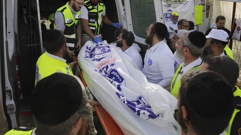 Μητσοτάκης για την τραγωδία στο Όρος Μερόν: Οι σκέψεις μας σήμερα είναι με τον λαό του Ισραήλ