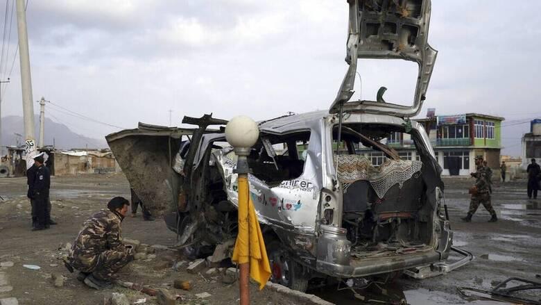 Αφγανιστάν: Πολύνεκρη βομβιστική επίθεση την επομένη της έναρξης αποχώρησης των δυνάμεων του ΝΑΤΟ