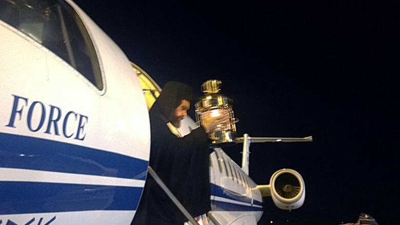 Άγιο Φως: Πώς θα φτάσει στην Ελλάδα