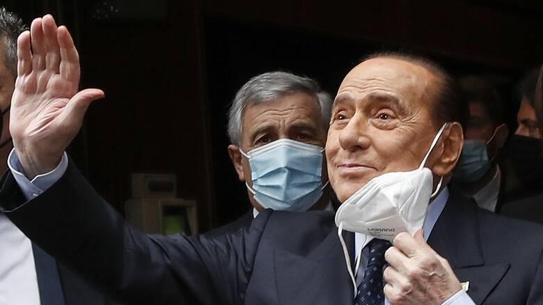 Ιταλία: Εξιτήριο για τον Σίλβιο Μπερλουσκόνι