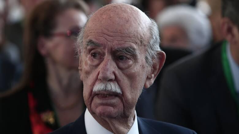Παύλος Ιωαννίδης: Θλίψη για τον θάνατό του εκφράζει το Ίδρυμα Ωνάση