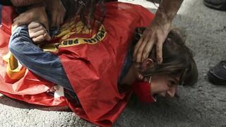 Τουρκία: Μαζικές συλλήψεις στις διαδηλώσεις για την Εργατική Πρωτομαγιά