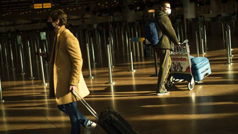 Κορωνοϊός - Πορτογαλία: Παρατείνονται οι περιορισμοί εισόδου ξένων ταξιδιωτών στη χώρα