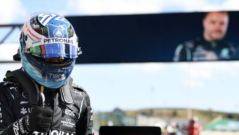 Formula 1: Πρώτη φετινή pole position για τον Βάλτερι Μπότας
