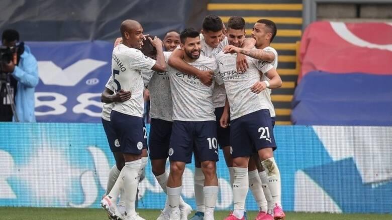 Premier League: «Μια ανάσα» από τον τίτλο η Σίτι