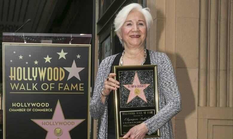 Πέθανε η βραβευμένη με Όσκαρ Ελληνοαμερικανίδα ηθοποιός, Ολυμπία Δουκάκις