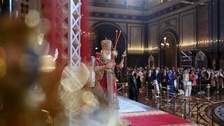 Πάσχα στη Ρωσία με πανηγυρικές τελετές - Τα μηνύματα Πούτιν και Πατριάρχη Μόσχας Κυρίλλου
