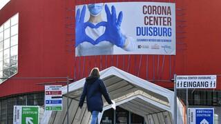 Κορωνοϊός - Γερμανία: Πρώτες ενδείξεις αποσυμπίεσης στις ΜΕΘ