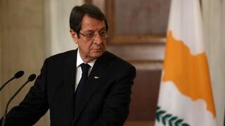 Κυπριακό - Αναστασιάδης: Διεθνής εκστρατεία έναντι όσων οραματίζονται μια νέα οθωμανική αυτοκρατορία