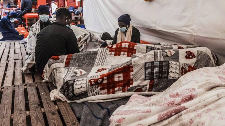 Λιβύη: Τουλάχιστον 11 μετανάστες πνίγηκαν όταν το πλοιάριό τους ανατράπηκε