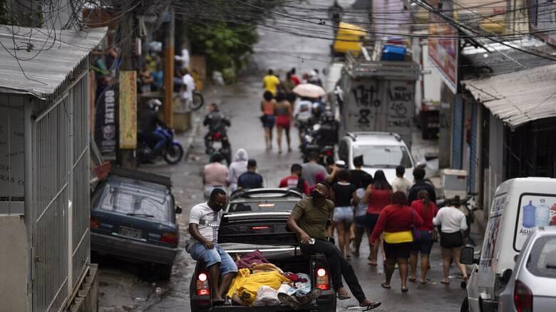 Βραζιλία: Συνελήφθη στέλεχος του καρτέλ ναρκωτικών της Μεδεγίν
