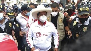 Περού - Εκλογές: Διευρύνει το προβάδισμά του ο Πέδρο Καστίγιο ενόψει του δεύτερου γύρου