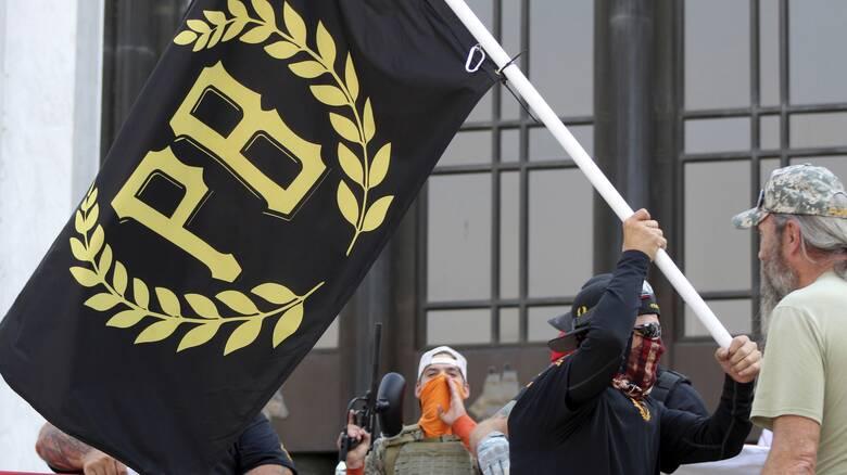 Proud Boys: Αυτοδιαλύθηκε το παράρτημα της ακροδεξιάς οργάνωσης στον Καναδά