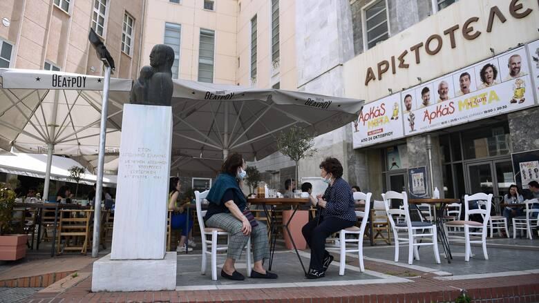 Θεσσαλονίκη: Στο 80% οι κρατήσεις για αύριο στην εστίαση - Λίστες ως και τα τέλη Αυγούστου