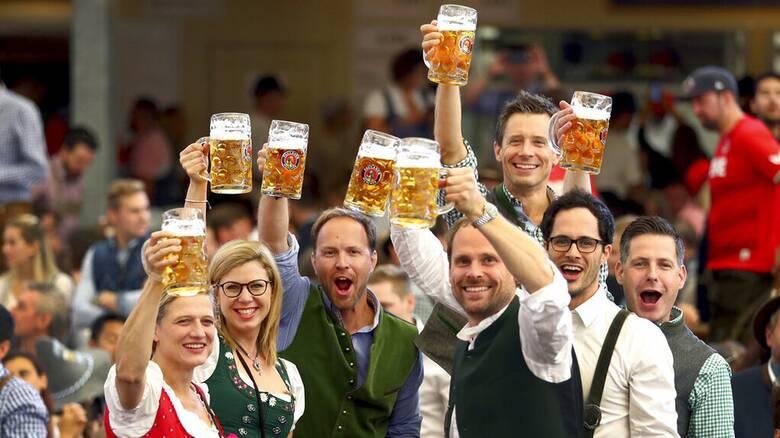 Κορωνοϊός - Γερμανία: Ακυρώθηκε για δεύτερη χρονιά το Oktoberfest