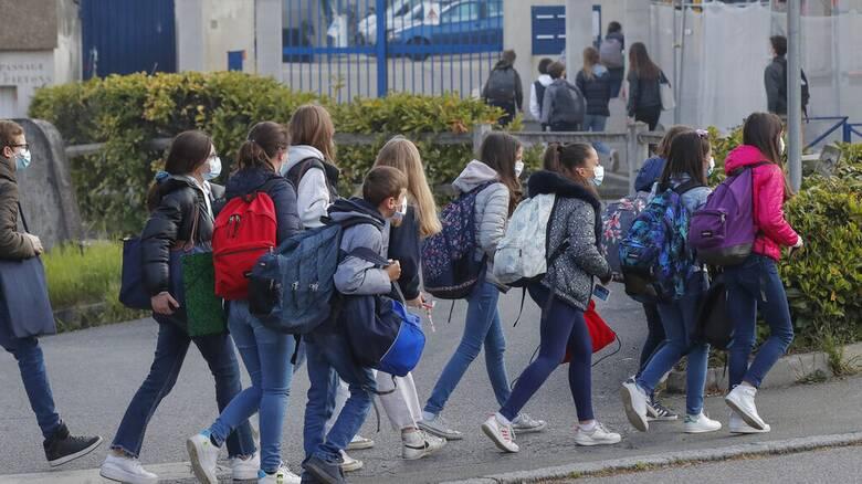 Lockdown - Γαλλία: Πρώτο βήμα χαλάρωσης των μέτρων με επάνοδο μαθητών στα σχολεία