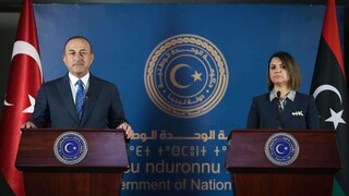 Ξεκάθαρο μήνυμα Λιβύης προς Τσαβούσογλου: Να φύγουν οι ξένοι μαχητές από τη χώρα