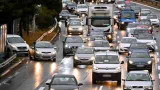 Αύξηση της κίνησης των οχημάτων κατά 89% την Μ. Εβδομάδα σε σχέση με πέρσι