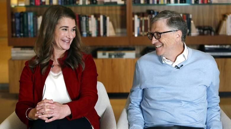 ΗΠΑ: Χωρίζουν ο Μπιλ και η Μελίντα Γκέιτς μετά από 27 χρόνια γάμου