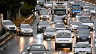 Αυξημένη κατά 89% η κυκλοφορία οχημάτων στους δρόμους τη Μεγάλη Εβδομάδα