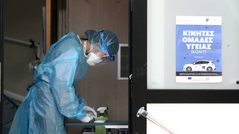 Κορωνοϊός: Σταθερό το ιικό φορτίο στην Αττική - Πτωτικές τάσεις σε έξι περιοχές
