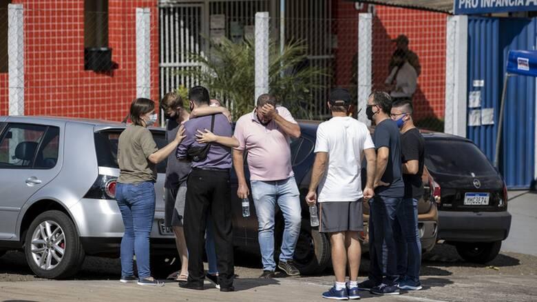 Βραζιλία - Επίθεση με μαχαίρι σε παιδικό σταθμό: Τουλάχιστον τέσσερις νεκροί