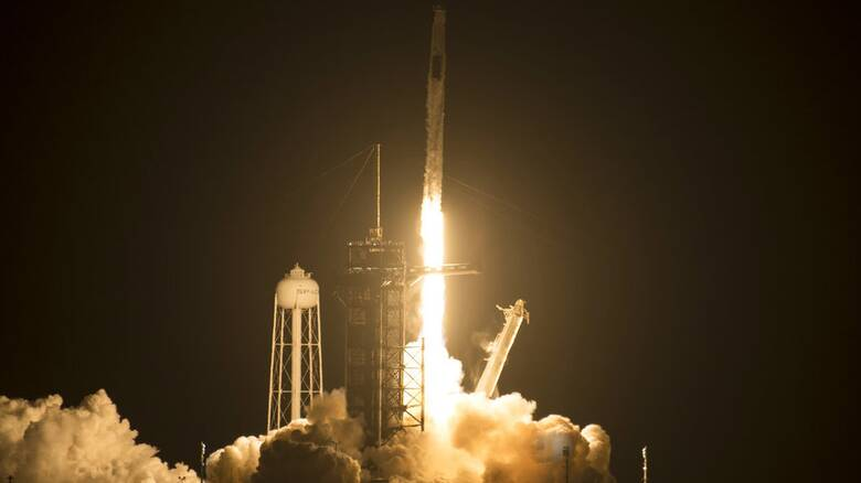 SpaceX Falcon 9: Εκτοξεύθηκε μεταφέροντας 60 δορυφόρους Starlink