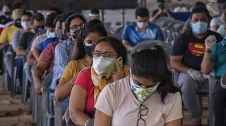 Ινδία: Το ένα τέταρτο των θανάτων από Covid παγκοσμίως σημειώθηκε στη χώρα την περασμένη εβδομάδα