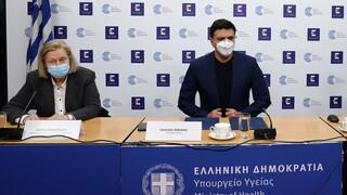 Κικίλιας: Ημερήσιο ρεκόρ με 100.000 εμβολιασμούς - Τέλος Μαΐου θα αγγίξουν τα 5 εκατομμύρια