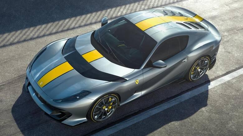 Αυτοκίνητο: Αν η Ferrari 812 Superfast δεν σας καλύπτει τώρα υπάρχει και η 812 Competizione