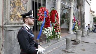 Ιταλία: Ποινές ισόβιας κάθειρξης σε δύο Αμερικανούς τουρίστες για τη δολοφονία αστυνομικού
