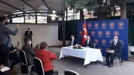 Νέες κατηγορίες του Τούρκου υφυπουργού Εξωτερικών κατά της Ελλάδας – Ζήτησε τζαμί στη Θεσσαλονίκη