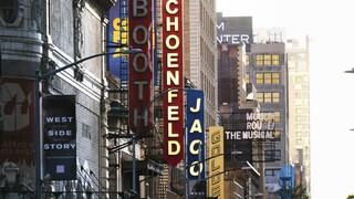 Το Μπρόντγουεϊ ανοίγει ξανά: Τον ερχόμενο Σεπτέμβριο μετά από 18 μήνες