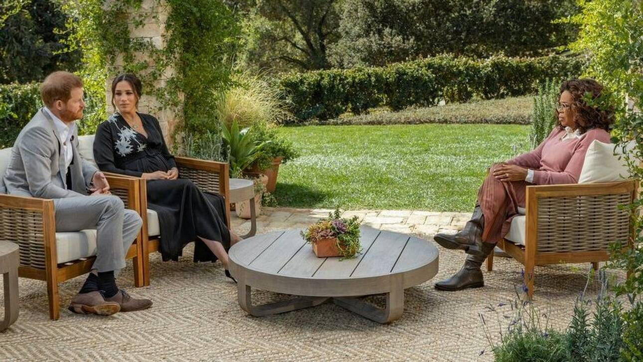 Όπρα Γουίνφρεϊ και πρίγκιπας Χάρι: Συνεργάζονται σε ντοκιμαντέρ για την ψυχική υγεία